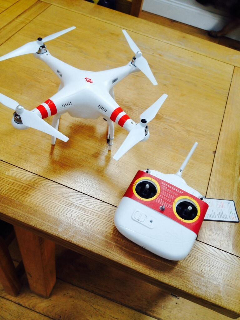 Suitenine aerial filming
