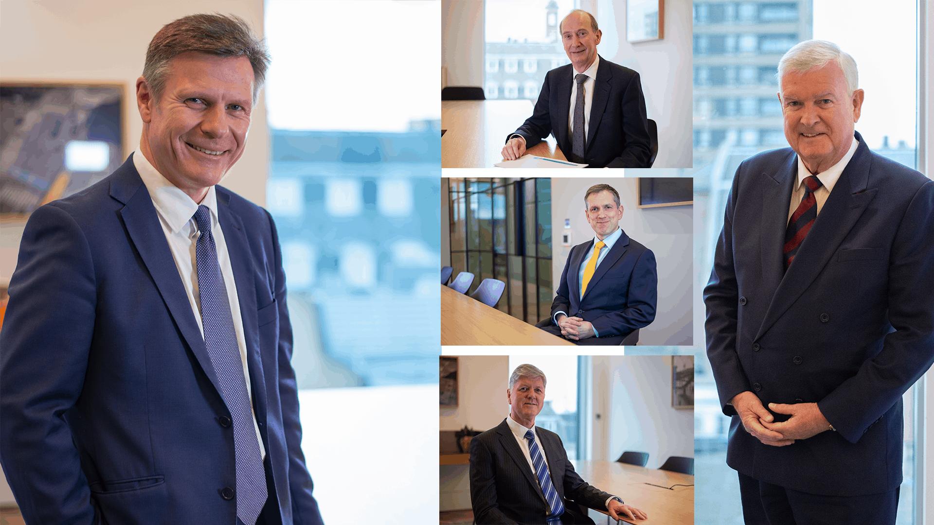 HSS Hire Board of Directors Photo Shoot – London
