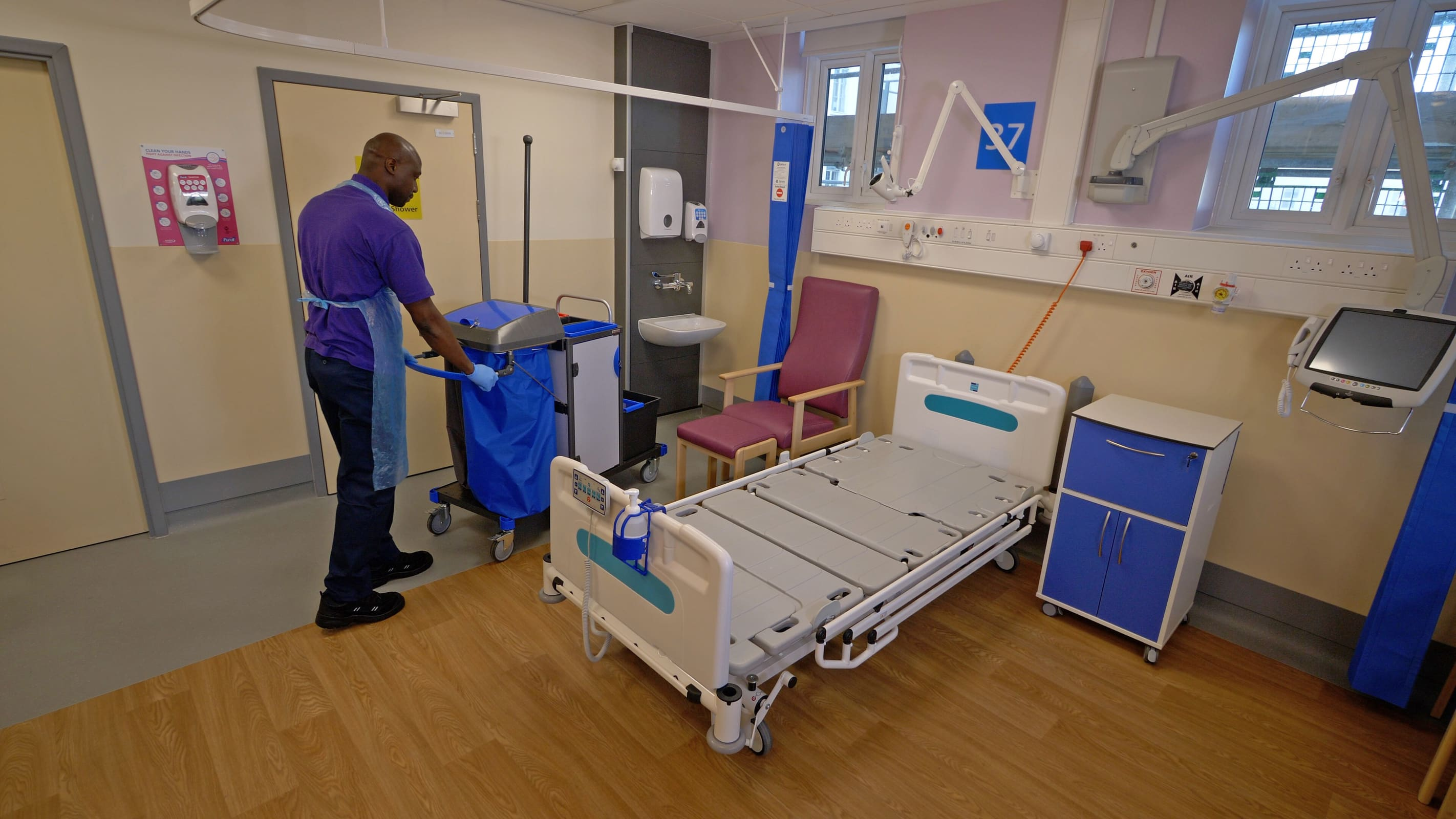 NHS Training Material