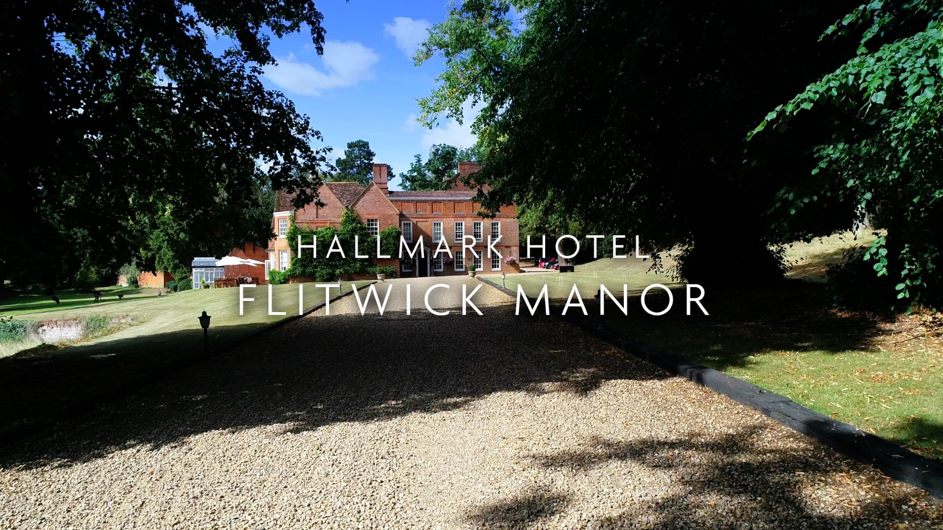 Flitwick Manor Hotel